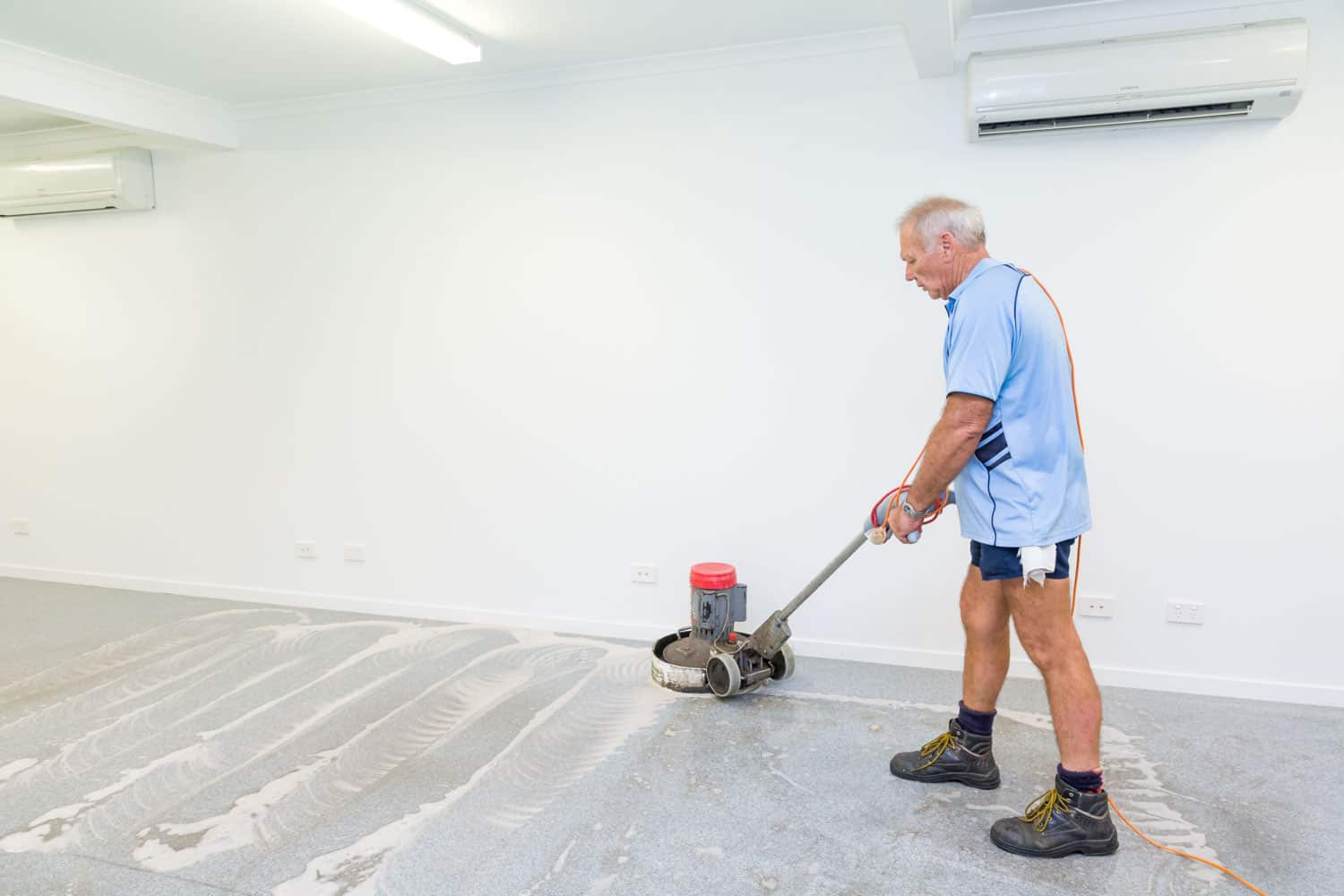 Stripping and Sealing Floors Sydney